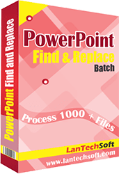 Powerpoint Search & Replace